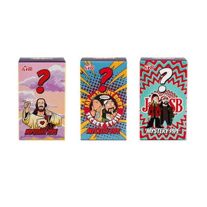 Jay & Silent Bob Mystery Pipes - (10 Count Display)