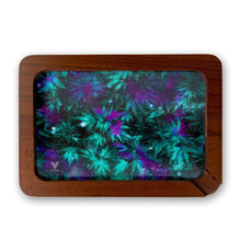 Load image into Gallery viewer, Cosmic Chronic 3D Wood Tray