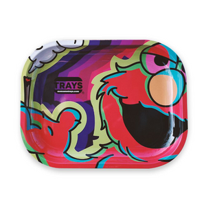 Elmo (Sesame Street) - Awesome Rolling Tray