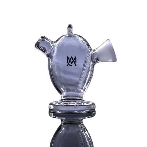 MJ Arsenal The Martian Original Blunt Glass Bubbler - Lake shore vibe