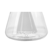 Load image into Gallery viewer, Hemper Luxe Hourglass Bong - White - 1 Count