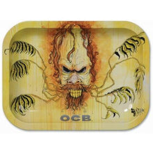 Load image into Gallery viewer, OCB Rolling Tray - Sasquatch Artist Series  (Small, Medium or Large) (1 Count)