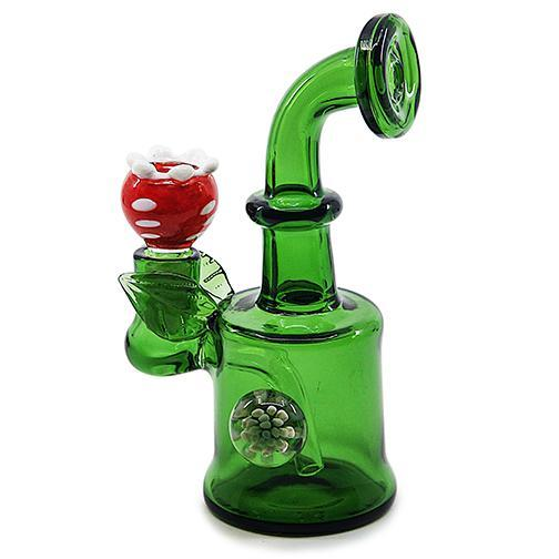 Mini Water Pipe - Flower Bowl (6