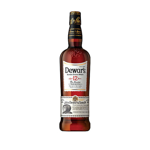 DEWAR'S 12 YRS OLD