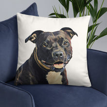 Load image into Gallery viewer, personalized dog pillow