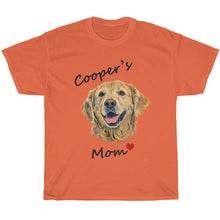 Load image into Gallery viewer, custom dog mom shirts