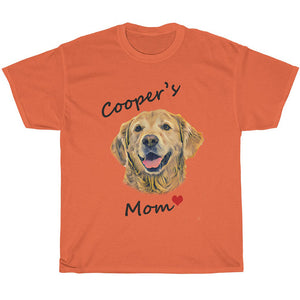 custom dog mom shirts