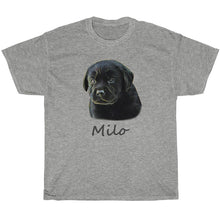 Load image into Gallery viewer, custom dog t-shirt dog moms