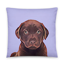 Load image into Gallery viewer, personalized pet pillow