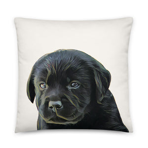 custom dog pillow personalized dog gifts