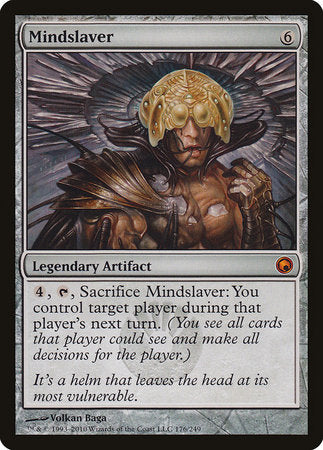Mindslaver [Scars of Mirrodin]