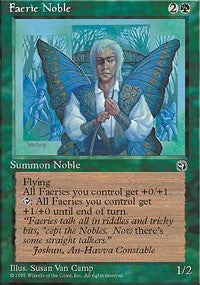 Faerie Noble [Homelands]