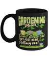 Gardening Moms Don't Grow Old - They Just Need Potting On