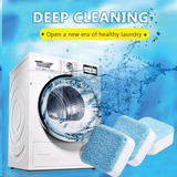 Washing Machine Deep Cleaning Tablets