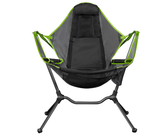 The most comfortable and comfortable camping chair