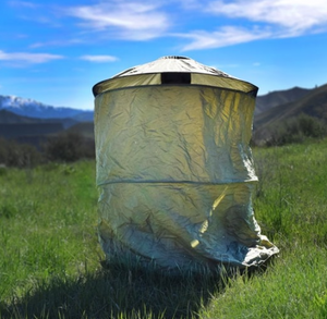 World's Most Practical Portable Toilet