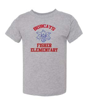 Fisher Elementary PTO Shirts (Toddler Short Sleeve)