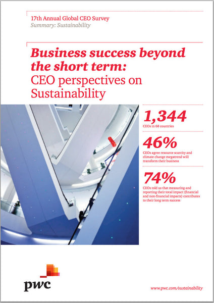 Undersökning: 17th Annual Global CEO Survey