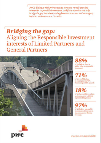 Rapport: Bridging the gap - Aligning the Responsible Investment interests of Limited Partners and General Partners