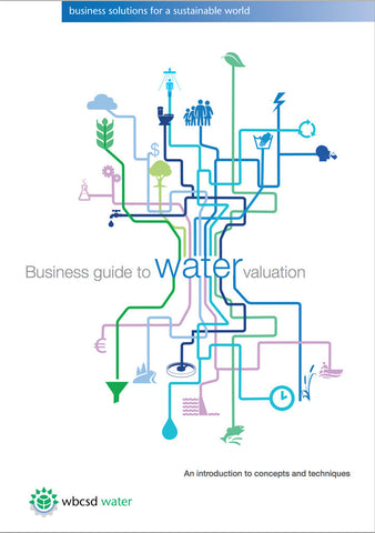 Rapport: Water valuation: Building the business case