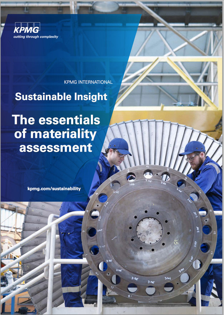 The essentials of materiality assessment