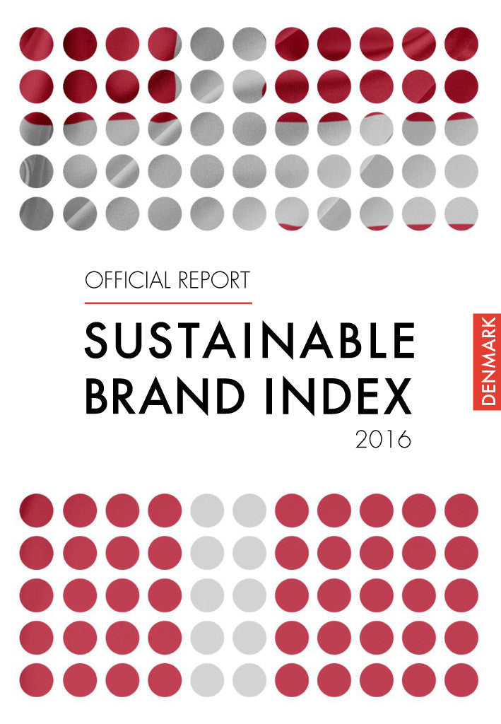 Undersökning: Sustainable Brand Index 2016 - Danmark