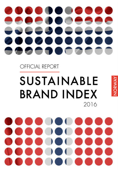 Undersökning: Sustainable Brand Index 2016 - Norge