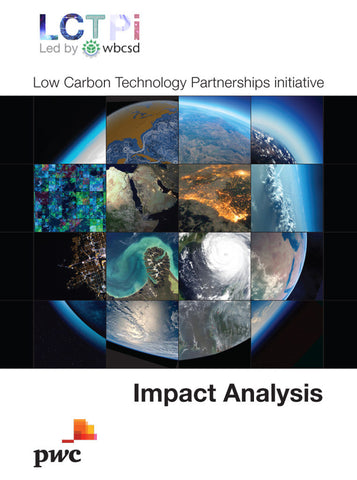 Rapport: Low Carbon Technology  - Impact Analysis