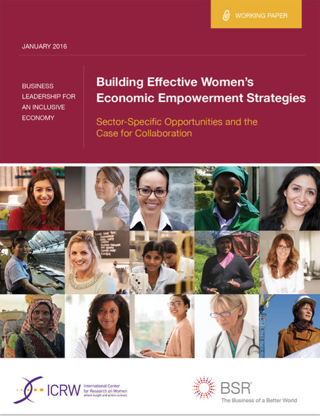 Rapport: Building Effective Women's Empowerment Strategies