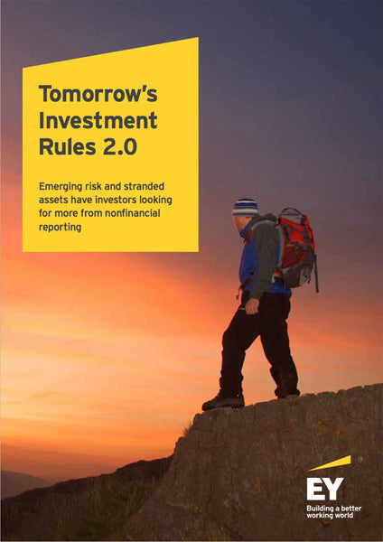 Undersökning: Tomorrow's investment rules 2.0