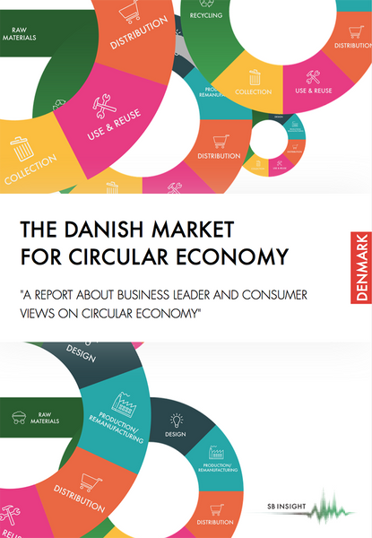 Rapport: The Danish Market for Circular Economy