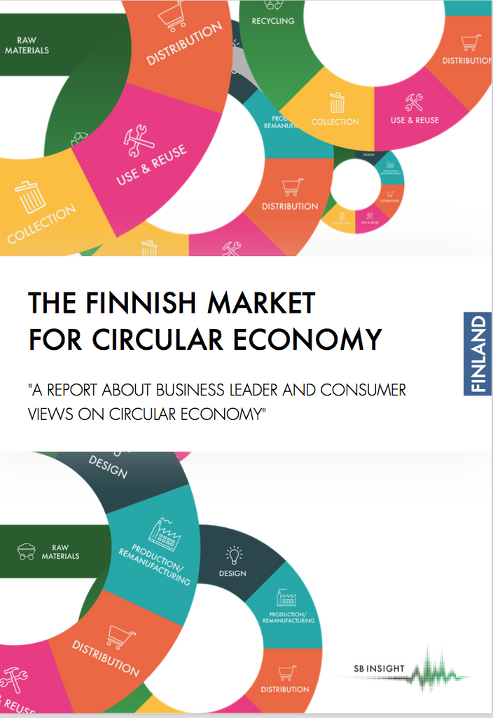 Rapport: The Finnish Market for Circular Economy