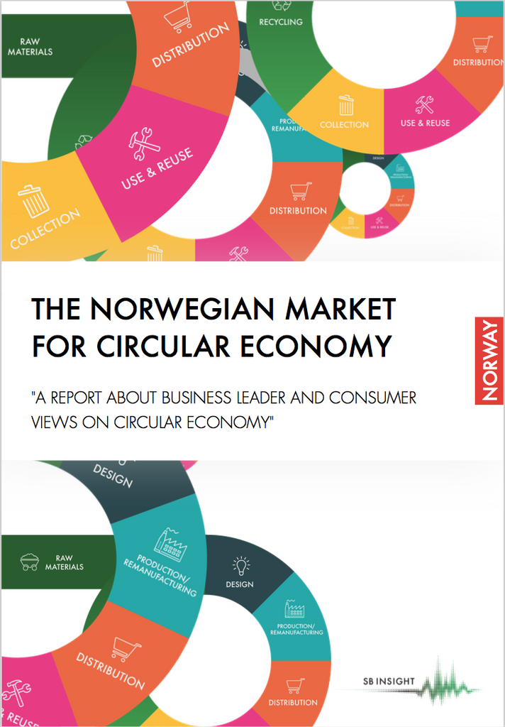 Rapport: The Norwegian Market for Circular Economy