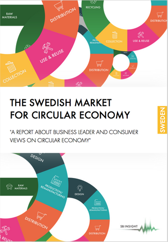 Rapport: The Swedish Market for Circular Economy