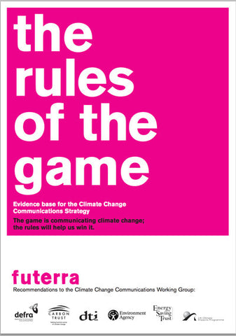 Rapport: The rules of the game