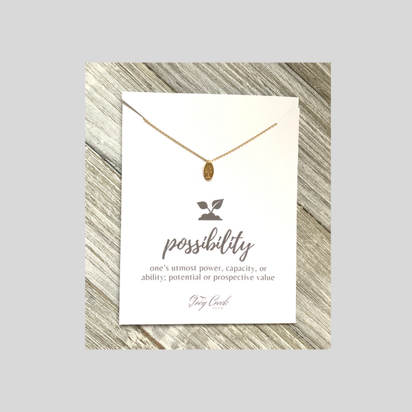 Possibility Necklace