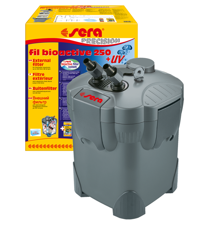 Sera Bioactive 250L UV Canister Filter