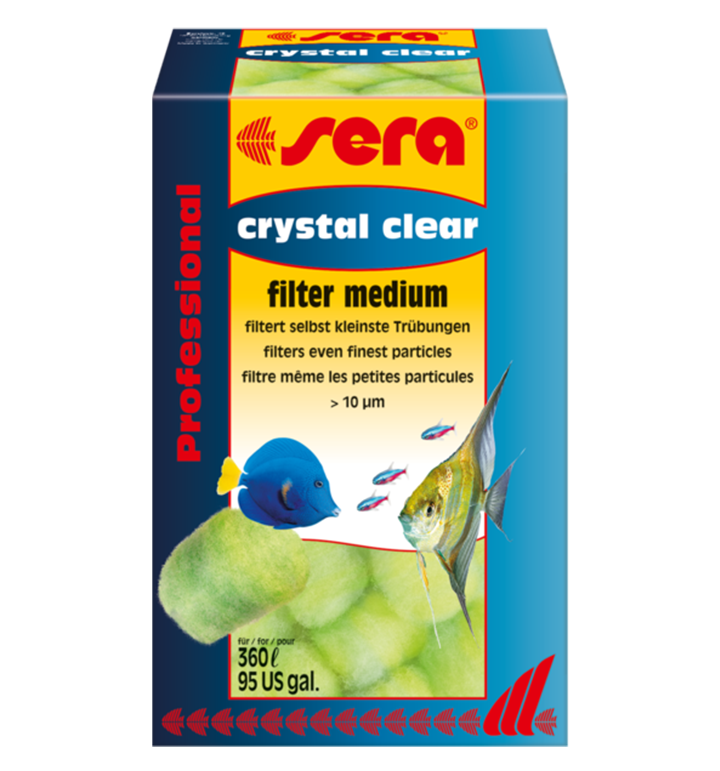 Sera Crystal Clear Professional - Particulate Remover