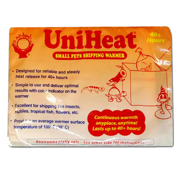 48 Hour Heat Pack - For Shipping Fish