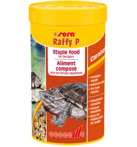 Sera Raffy P - Staple Turtle Food