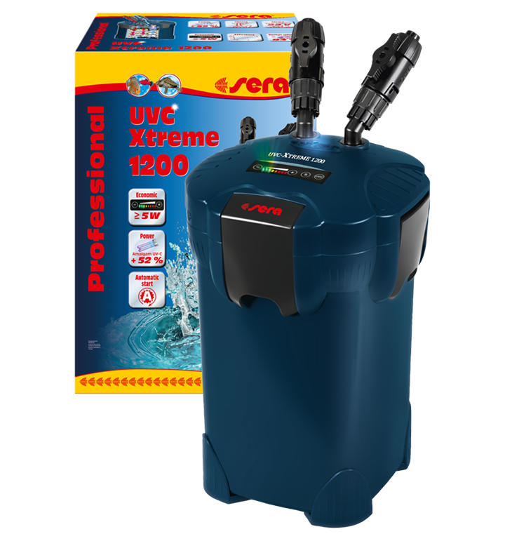Sera UVC-Extreme 1200L UV Canister Filter