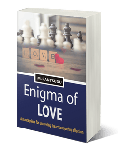 enigma of love (printed book)