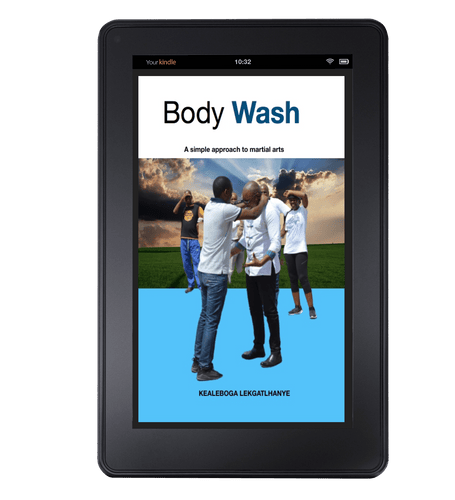 BODY WASH (ebook)