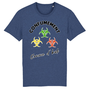 Coronavirus Confinement Confumement T-shirt humour