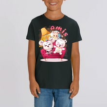 Charger l'image dans la galerie, PANDA OURSON ANE AMIS CARTOON T-SHIRT ENFANT
