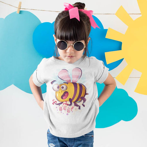 ABEILLE BEE CARTOON T-SHIRT MIXTE ENFANT