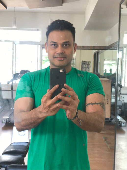 Fitness is not a luxury, it's a necessity: Anand Ratnaparkhi