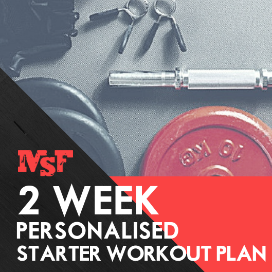 MSF Starter Workout Plan