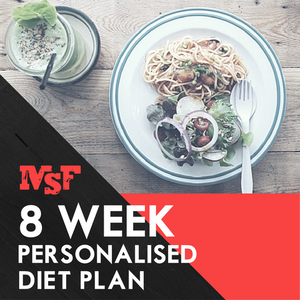 8 Week Personalised Diet Plan