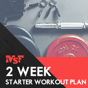 MSF 2 Week Workout Plan